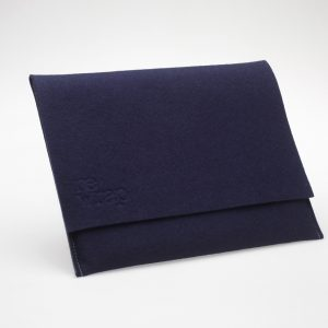 iPad Rewrap Eco Friendly Hoes Marine Blauw 2