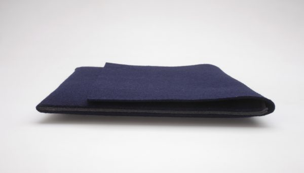 iPad Rewrap Eco Friendly Sleeve Marine Blauw 3