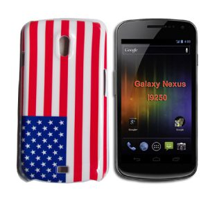 Samsung Galaxy Nexus American Flag Case