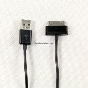 Samsung Galaxy Tablet USB Kabel Zwart