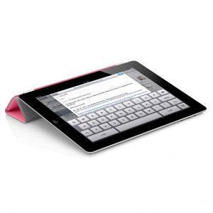iPad Air Smart Cover Roze 2
