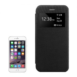 iPhone 6 View Cover Zwart-0