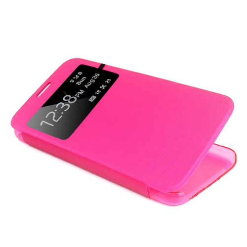 Samsung Galaxy S6 View Cover Roze.