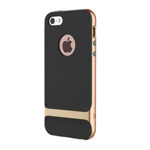 iPhone 6 / 6S Rock Hoesje Goudkleurig