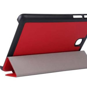 Samsung Galaxy Tab A 8.0 Smart Cover Rood