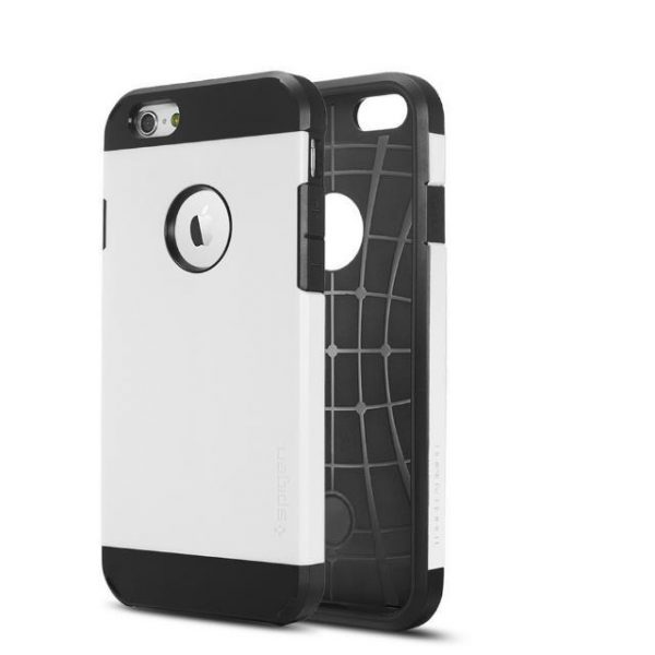 iPhone 6 Tough Armor Hoesje Wit