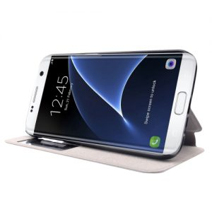 Samsung Galaxy S7 Edge Plus View Flip Case