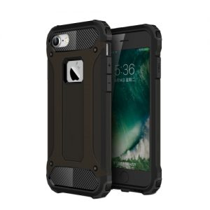 iPhone 7 Tough Armor Hoesje Zwart