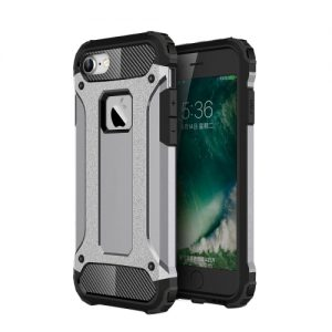 iPhone 7 Tough Armor Hoesje Grijs