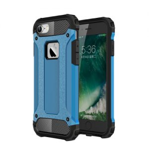 iPhone 7 Tough Armor Hoesje Blauw