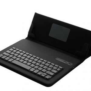 Universele Bluetooth Keyboard Cover Zwart