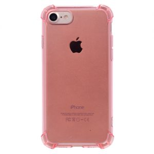 iPhone 7 TPU Hoesje Rose Gold