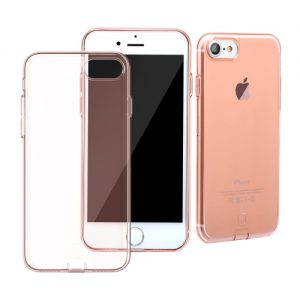 iPhone 7 Ultra dunne Baseus hoesje Rose Gold