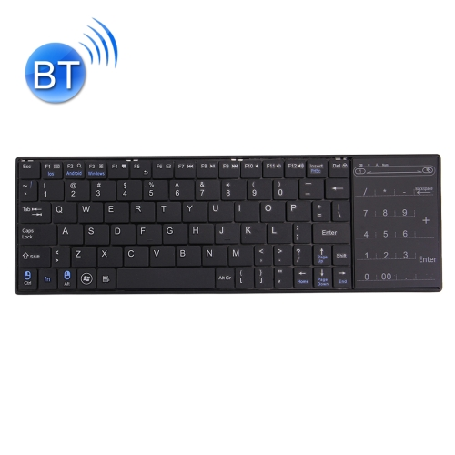 Universeel Bluetooth Keyboard met Touchpad