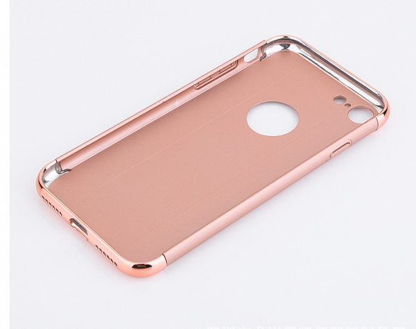 iPhone 7 Combo Hoesje Rose Gold