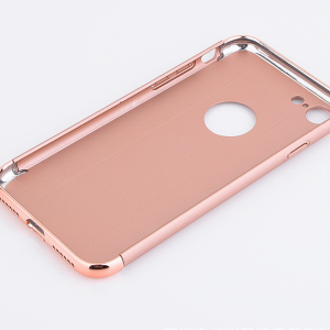 iPhone 7 Plus Combo Hoesje Rose Gold