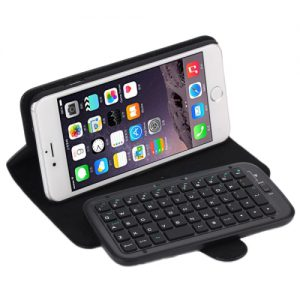 iPhone 6 Plus Bluetooth Keyboard Case