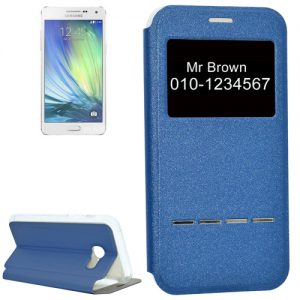 Samsung Galaxy A5 (2017) View Cover Blauw
