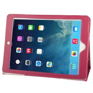 iPad Air 2 Stand Case Roze