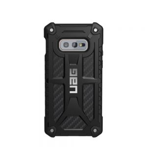 UAG HARD CASE GALAXY S10E MONARCH CARBON BLACK